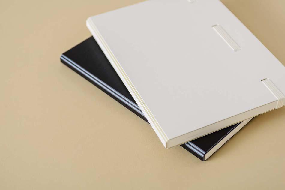 紙のミルフィーユ 袋とじノート